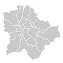 Budapest választási térképe