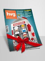 Ajándékozzon HVG-előfizetést