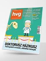 Negyedéves HVG-előfizetés
