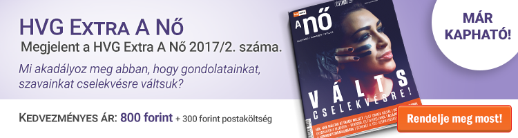 HVG EXTRA A NŐ 2017/2 kép