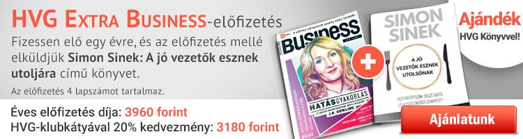 HVG Extra Business-előfizetés kép