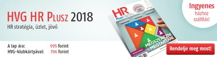 HR Plusz 2018 kép