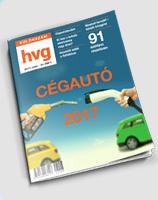 HVG Cégautó 2017 különszám