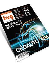 HVG Cégautó 2018 különszám