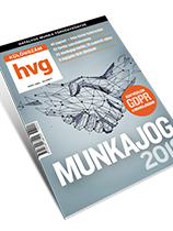 HVG Munkajog-különszám 2018