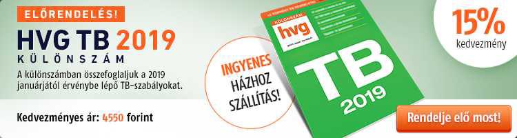 HVG TB 2019 Különszám kép