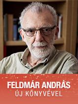 Negyedéves HVG-előfizetés Feldmár András Ellenállás című könyvével
