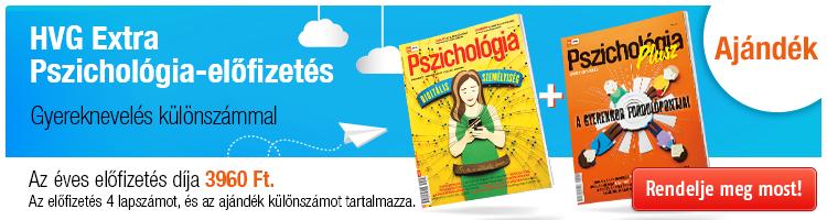 HVG EXTRA Pszichológia éves előfizetés kép