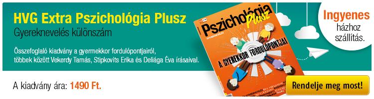 HVG Extra Pszichológia Plusz kép