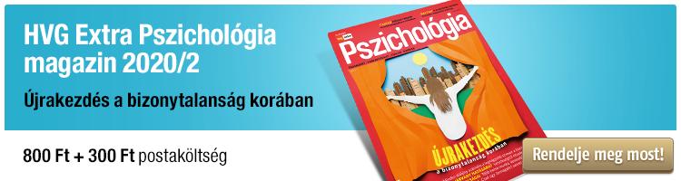 HVG EXTRA Pszichológia magazin 2020/2 kép