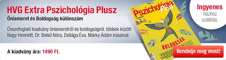 HVG Extra Pszichológia Plusz