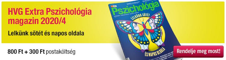 HVG EXTRA Pszichológia magazin 2020/4 kép