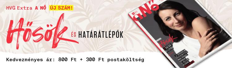 HVG EXTRA A NŐ 2020/1. kép