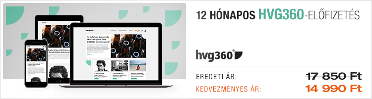 hvg360 éves hozzáférés