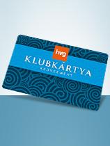 HVG-kedvezménykártya