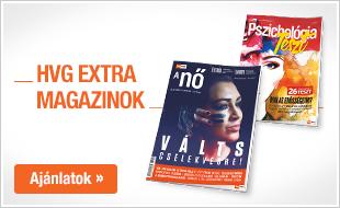 HVG Extra Magazinok
