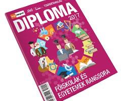 HVG Rangsor<br/>Diploma 2017 magazin