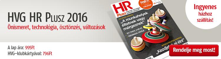 HVG HR Plusz 2016 kép