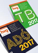 HVG ADÓ és TB 2017 különszám