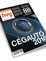 HVG Cégautó-különszám 2016
