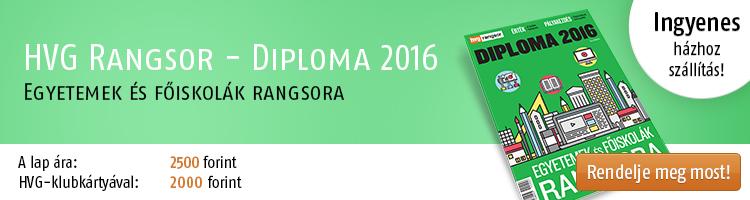 HVG Rangsor – Diploma 2016 kép